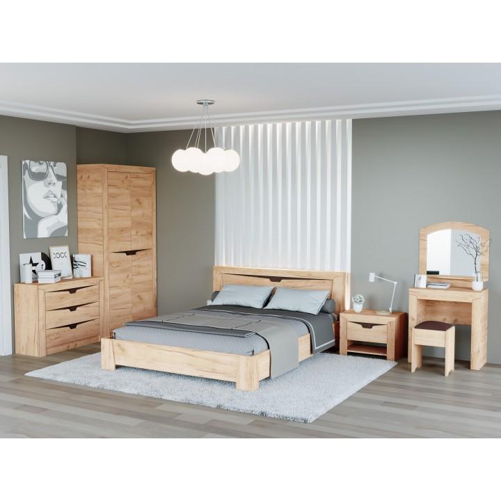 Спальня Либерти Комплект 1