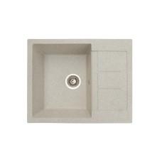 Кухонная гранитная мойка AKVATIKA №003 620x500