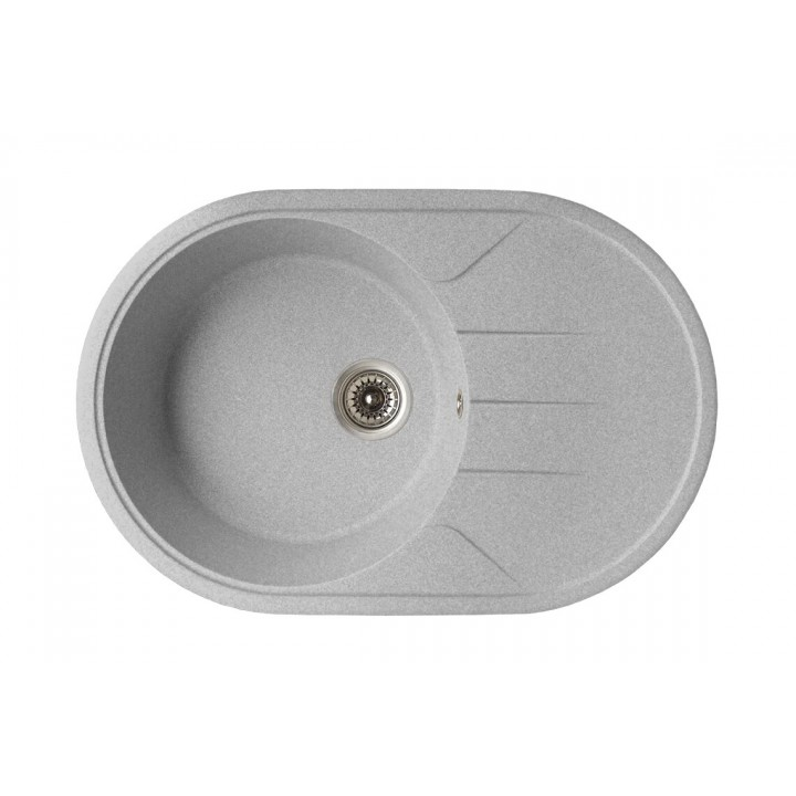 Кухонная гранитная мойка AKVATIKA №005 780x510