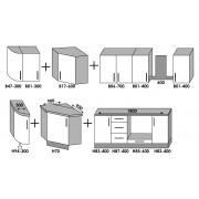 Кухня Модерн угловой набор - 3.9м