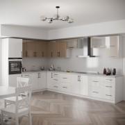 Кухня Модерн угловой набор - 5.8м