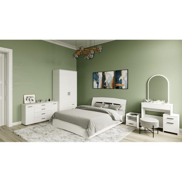 Спальня Комплект Нимфея Альба 2