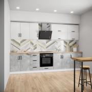 Кухня Оптима набор 3.3м