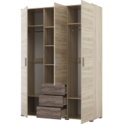 Шкаф для одежды Бриз ШП 5