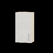 Цвет фасада: Дуб крафт БелыйЦвет каркаса: Дуб молочный