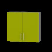 Цвет фасада: ЛаймЦвет каркаса: Антрацит