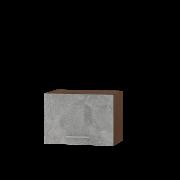 Цвет фасада: БетонЦвет каркаса: Венге темный