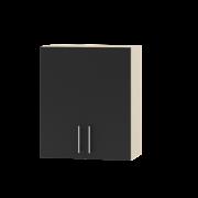 Цвет фасада: АнтрацитЦвет каркаса: Дуб молочный