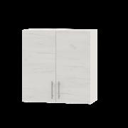Цвет фасада: Дуб крафт БелыйЦвет каркаса: Белый