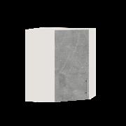 Цвет фасада: БетонЦвет каркаса: Белый