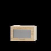 Цвет фасада: Дуб крафт ЗолотойЦвет каркаса: Дуб молочный