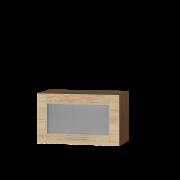 Цвет фасада: Дуб крафт ЗолотойЦвет каркаса: Венге темный