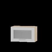 Цвет фасада: Нимфея АЛЬБА (Белый)Цвет каркаса: Сонома