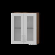 Цвет фасада: Нимфея АЛЬБА (Белый)Цвет каркаса: Венге темный