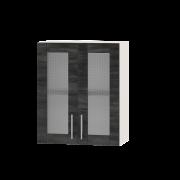 Цвет фасада: Северное Дерево ТемноеЦвет каркаса: Белый