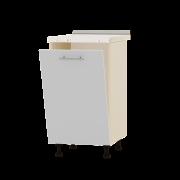 Цвет фасада: Нимфея АЛЬБА (Белый)