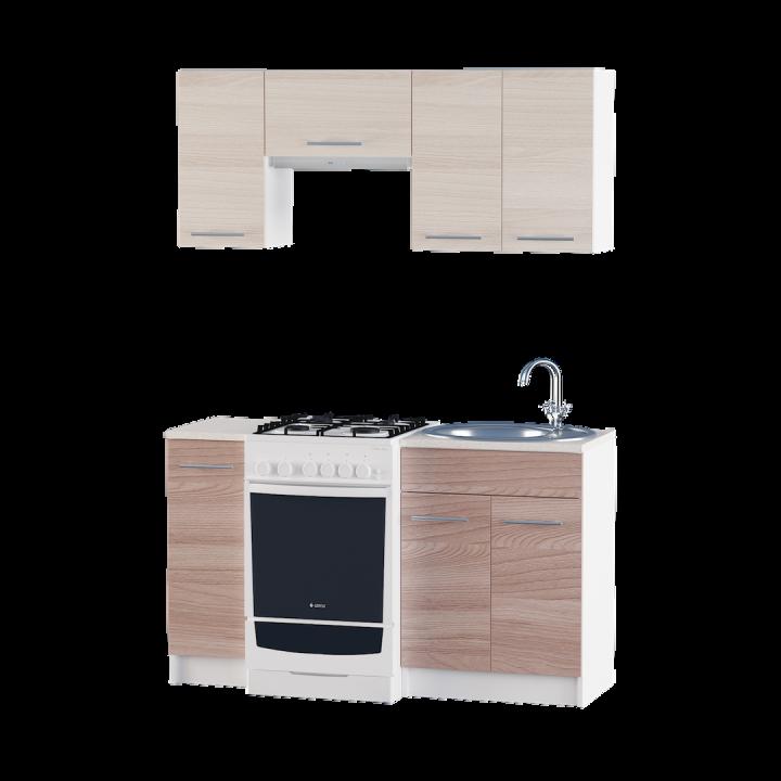 Кухня Эко № 2 набор 1.4 м