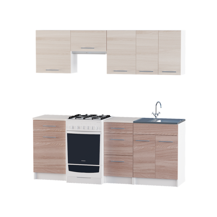 Кухня Эко набор 2.0 м