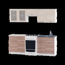 Кухня Эко №2 набор 2.1 м