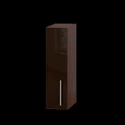 Цвет фасада: Шоколад глянецЦвет каркаса: Венге темный