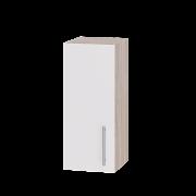 Цвет фасада: Белый глянецЦвет каркаса: Сонома
