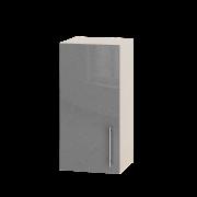 Цвет фасада: Серебристый металликЦвет каркаса: Дуб молочный