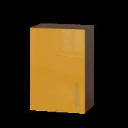 Цвет фасада: Оранж глянецЦвет каркаса: Венге темный