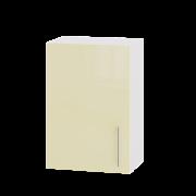 Цвет фасада: Ваниль глянецЦвет каркаса: Белый