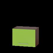 Цвет фасада: Яблоко глянецЦвет каркаса: Венге темный