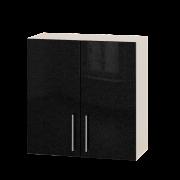 Цвет фасада: Черный металликЦвет каркаса: Дуб молочный