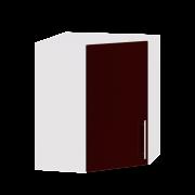 Цвет фасада: Бордо глянецЦвет каркаса: Белый