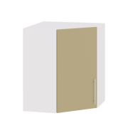 Цвет фасада: Латте глянецЦвет каркаса: Белый
