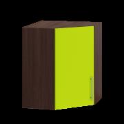 Цвет фасада: Лайм глянецЦвет каркаса: Венге темный