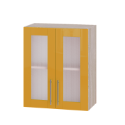 Цвет фасада: Оранж глянецЦвет каркаса: Сонома