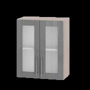 Цвет фасада: Серебристый металликЦвет каркаса: Сонома