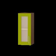 Цвет фасада: ЛаймЦвет каркаса: Венге темный