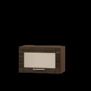 Цвет фасада: Сонома ТрюфельЦвет каркаса: Венге темный