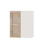 Цвет фасада: СономаЦвет каркаса: Белый
