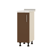 Цвет фасада: МоккоЦвет каркаса: Дуб молочный
