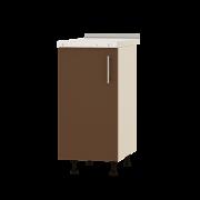 Цвет фасада: КапучиноЦвет каркаса: Дуб молочный