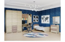 Спальня Детская Бриз Комплект 8