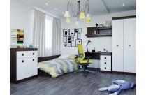 Спальня Детская Соната Комплект 6
