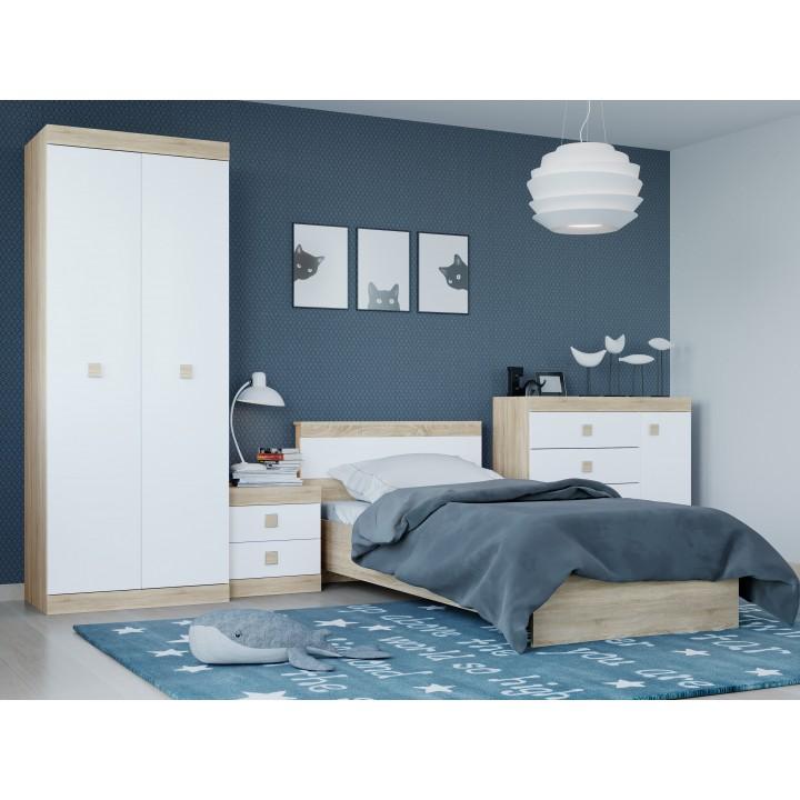 Спальня Детская Соната Комплект 7