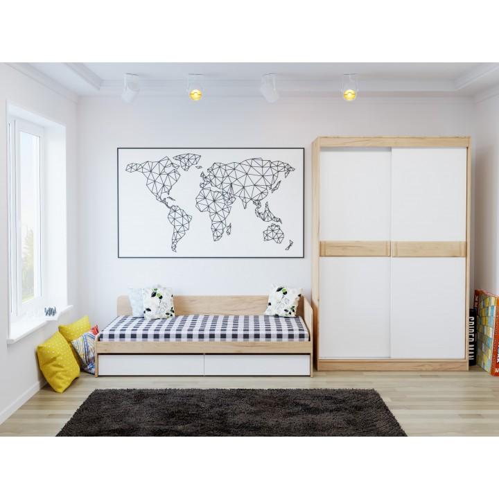 Спальня Детская Соната Комплект 3