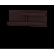 Цвет изделия: Комби Венге темный + Белый