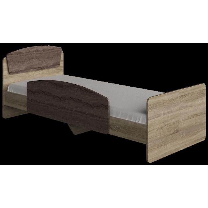 Кровать Астория-2 с боковым ограждением