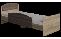 Кровать Астория-2 с боковым ограждением 190х80
