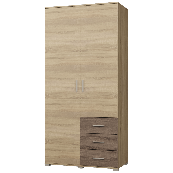 Шкаф для одежды Бриз ШП 4