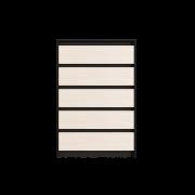 Цвет изделия: Комби Венге темный + Дуб молочный