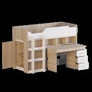 Кровать чердак Микс